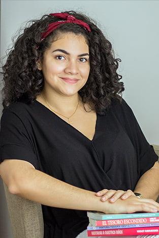Michelle Urrutia web page